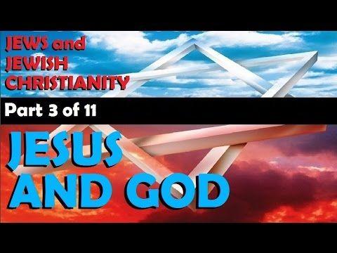 JESUS & GOD (Reply2 i found shalom one for israel messianic jews for jesus jewish voice ahavat ammi) - YouTube