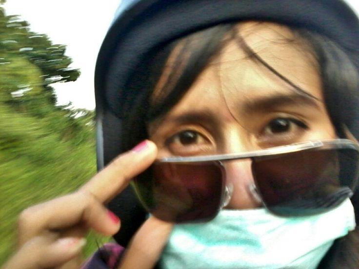 On the way #blur