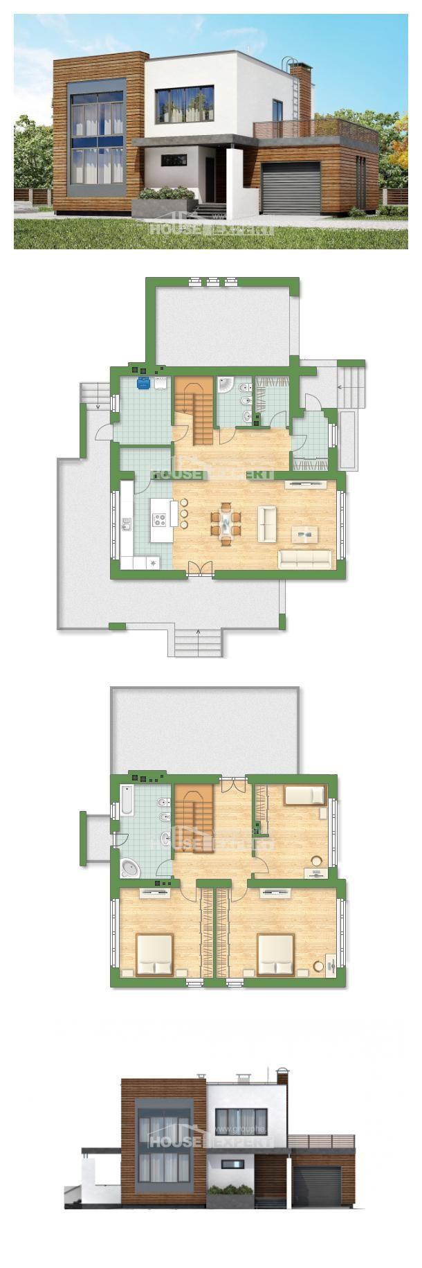 Ev villa projesi 220-003-R   House Expert