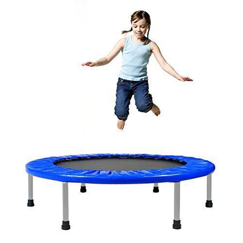 "F2C 38 Inch Mini Rebounder Trampoline Jump Rebounder Fitness Exercise Indoor Gym New (38"") - http://www.exercisejoy.com/f2c-38-inch-mini-rebounder-trampoline-jump-rebounder-fitness-exercise-indoor-gym-new-38/fitness/"