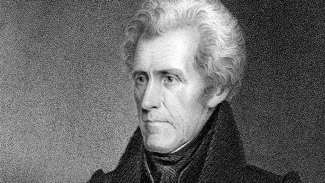 Andrew jackson frontier aristocrat