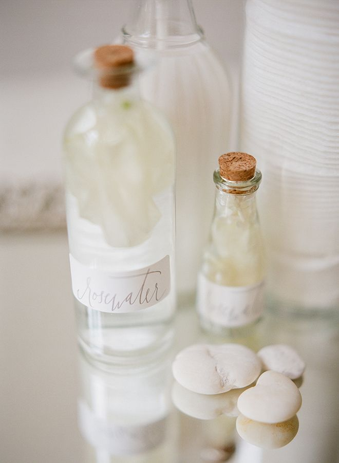 Rosewater Tutorial | Fresh Roswater Toner How To - Laura Catherine Photography