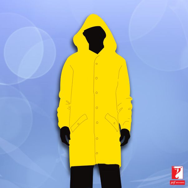 Embrace the rain altogether, get in colorful and stylish raincoats and enjoy the weather #MonsoonStyleTips