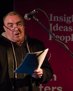 Liam Carson was born in Belfast, and is currently the director of the IMRAM Irish Language and Literature Festival, which he founded in 2004. His creative and critical writing has appeared in a wide range of journals, and his memoir 'Call Mother a Lonely Field' is forthcoming from Seren in September 2012.