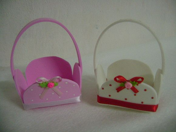 Craft Ideas For Little Baskets Site Pinterest Com