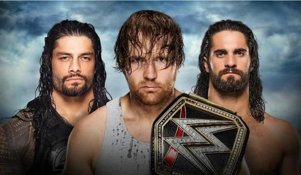 WWE Rumors: Dean Ambrose Dropping WWE Championship to Seth Rollins…