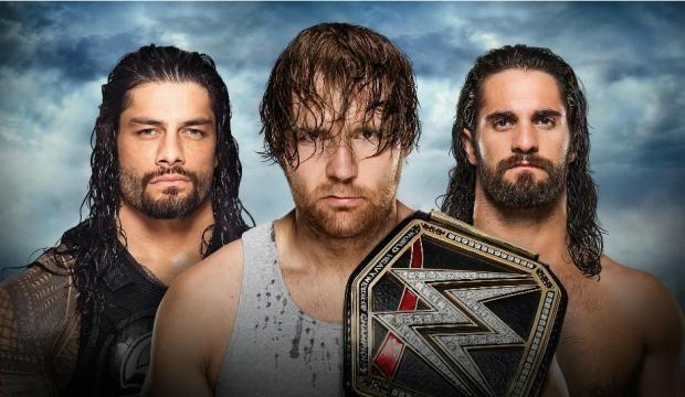 WWE Rumors: Dean Ambrose Dropping WWE Championship to Seth Rollins…