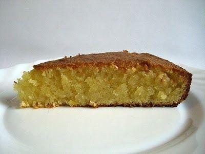 SUCRISSIME: Le fabuleux Gâteau d'Amandes de Belle-Maman