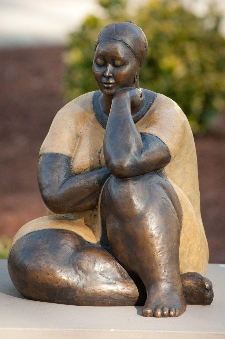 Nigerian sculptor Nnamdi Okonkwo   Okonkwo was...