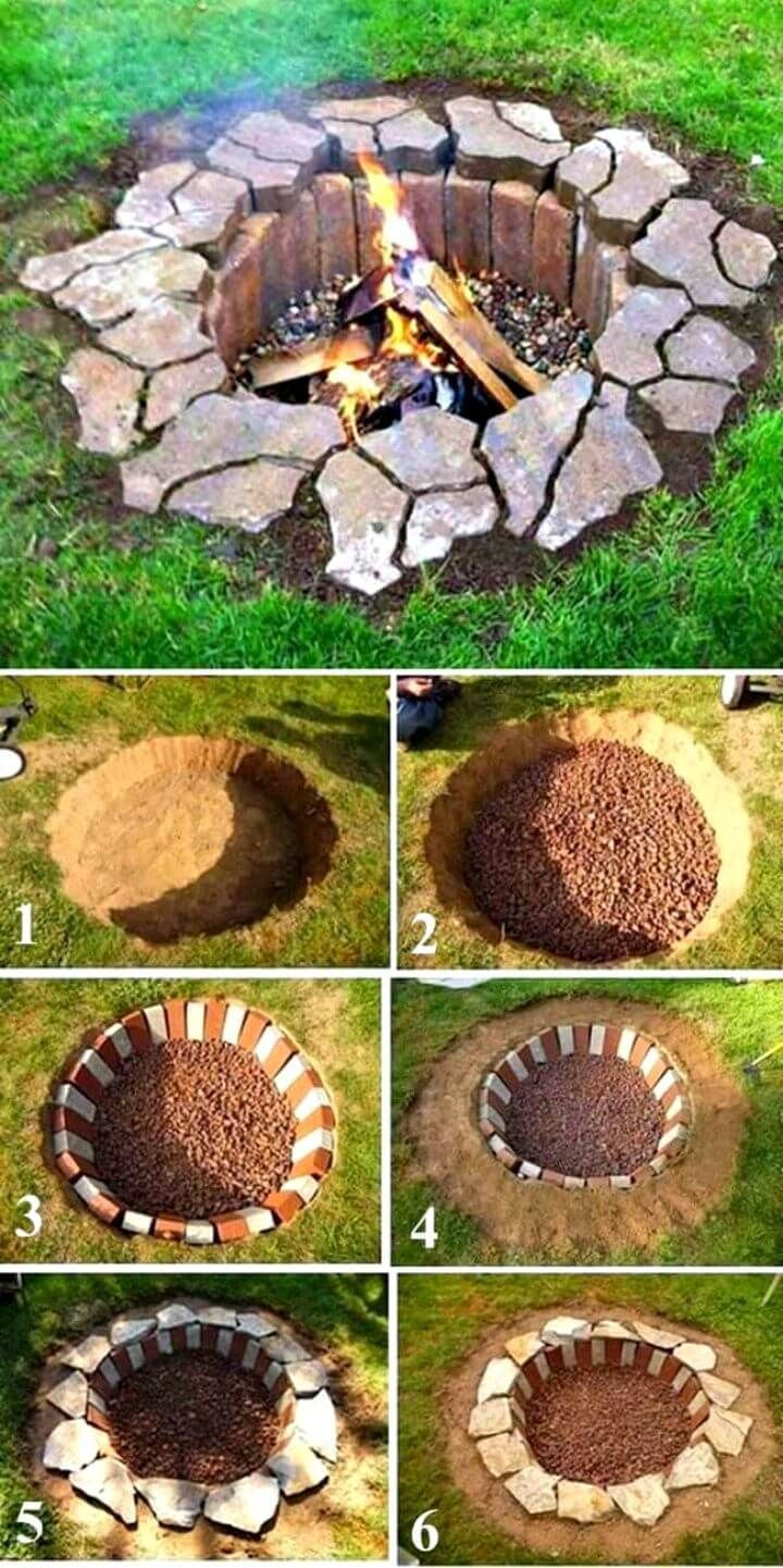 Garden Ideas Diy Cheap in 16  Backyard diy projects, Diy