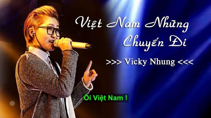 Karaoke - Việt Nam Những Chuyến Đi - Vicky Nhung beat profit