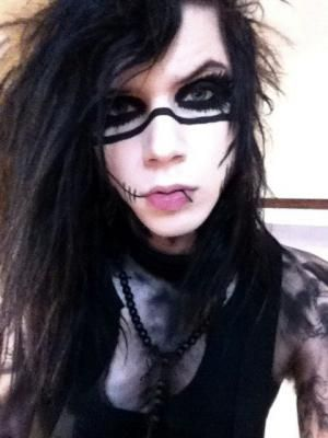 Quick facts about Andy Sixx Makeup Tutorial Fallen Angels