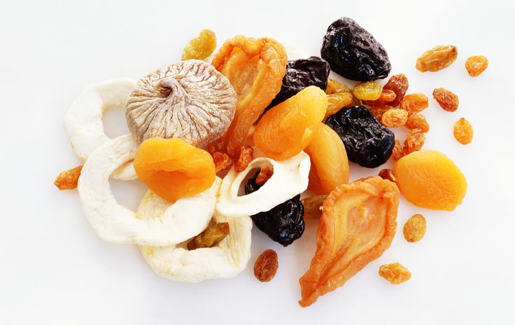 Prunes (And Other Dried Fruits)