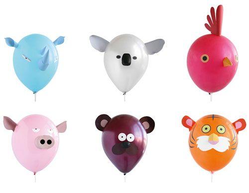 Love these balloons...so cute x