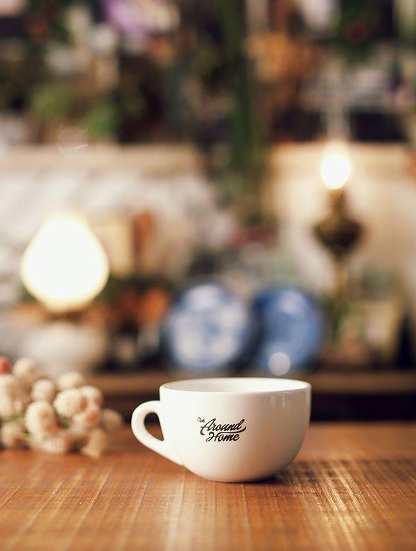 cafe around home coffee photo by. wooubi studio 카페 어라운드 홈 사진 _우유비 스튜디오
