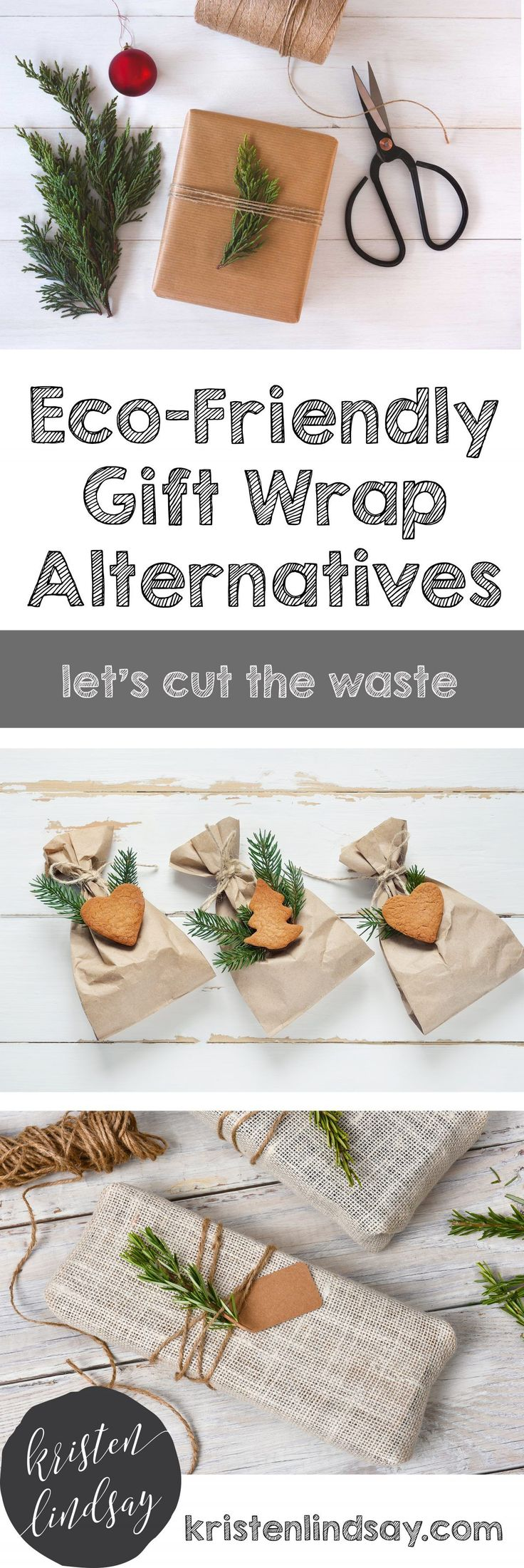 6 Eco-Friendly Gift Wrap Alternatives