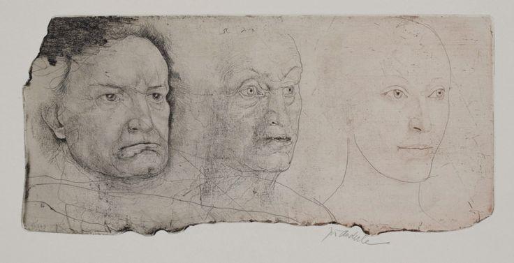 ANDERLE Jiří  (*1936): Portréty.