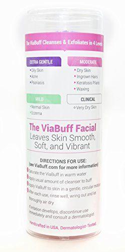 ViaBuff - Facial Exfoliators (3-Pack)