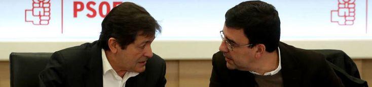 Javier Fernández abre una ronda de consultas con los barones para fijar la fecha del congreso PSOE