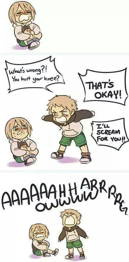Hetalia. Prussia and his 2p. Apparently, 2p Prussia is a mute in this. A popular…