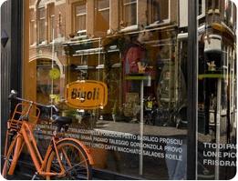 Lekkerste broodjes van Utrecht, Bigoli - Schoutenstraat 7 & 12