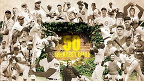 50 Greatest Cubs of all time slideshow