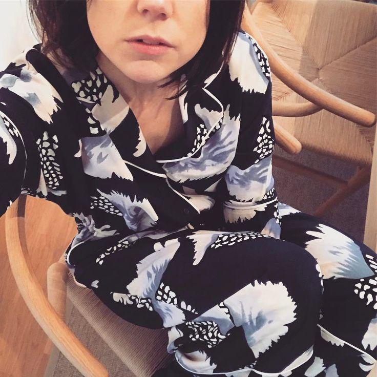 """122 gilla-markeringar, 11 kommentarer - Eleonore Nygårds (@nygards) på Instagram: """"Pyjamasjumpsuit. Bra ord och plagg."""""""
