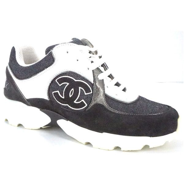 17 best ideas about chanel tennis shoes on