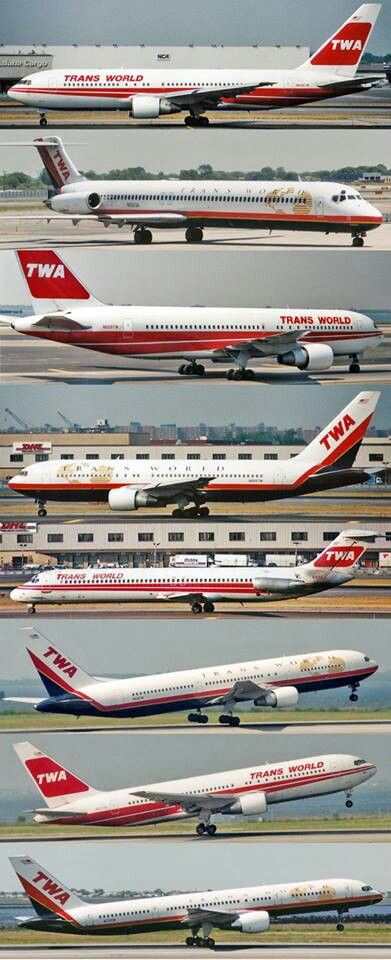 292 Best Twa Airlines Up Up And Away Images On