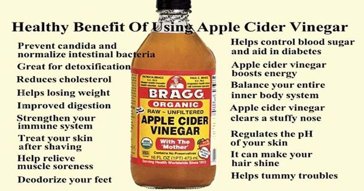 Never Thought The Results Of Using Apple Cider Vinegar
