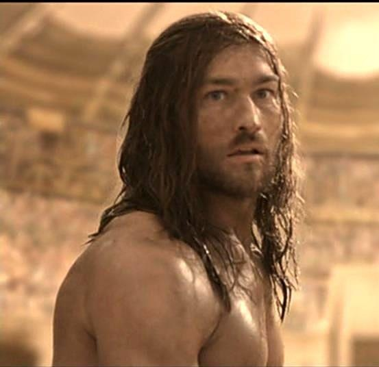 Spartacus Blood and Sand!!!Andy Whitfield the best forever!!!   I am getting a special tattoo in honor of Andy Whitfield and his death by non-hodgkins lymphoma.
