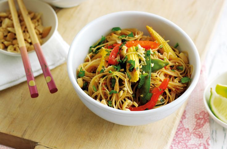 Spice up your vegetables with chilli, lemongrass and garlic. This nutritious dish is light, fresh and very tasty. | Tesco