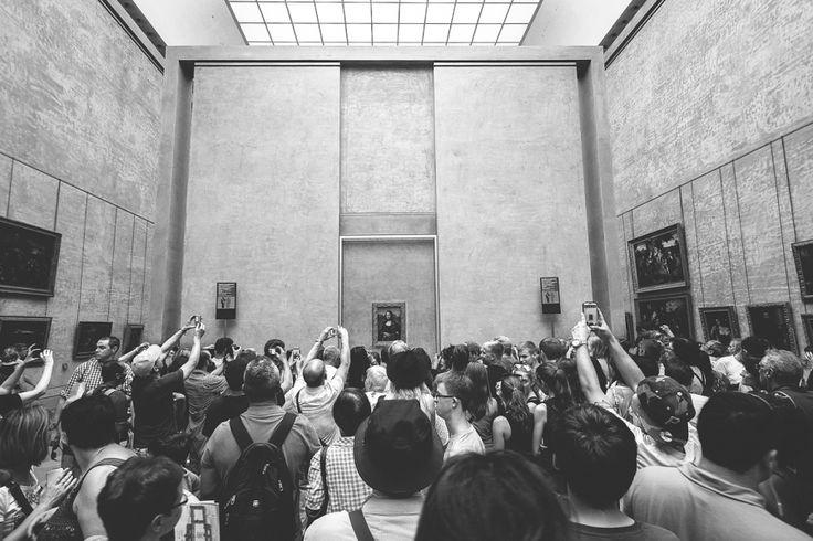 Mona Lisa - Paris  http://www.aliharveyphoto.com/?p=292
