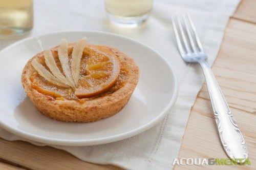 marmellata di arance e zenzero terre di zoè dolci crostatine senza latte senza latticini dairy free