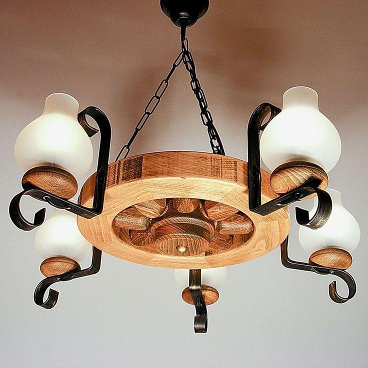29 best pendant lighting images on pinterest light pendant wheel chandelier round shape five wrought iron arms white matt glass lamp shades antique wood frame aloadofball Images