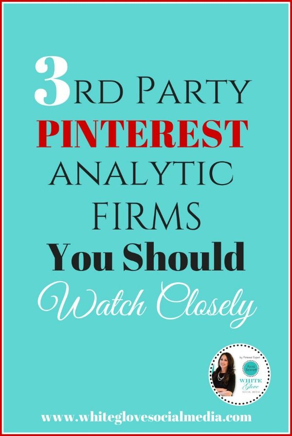 3rd party software and marketing companies are going to be offering us more and more insights because of the API access. CHECK OUT who's participating  http://www.business2community.com/pinterest/3rd-party-pinterest-analytic-firms-watch-closely-0894053#iCXta7fSOrY1gCOZ.99