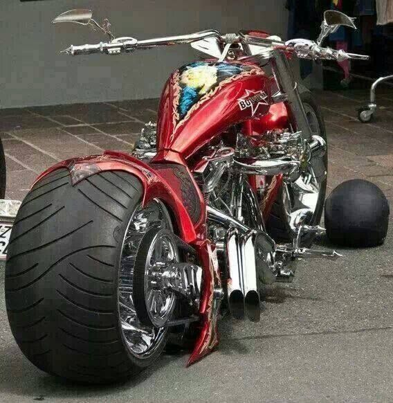 Gnarly Ride | Best Motorcycles | Totally Rad Choppers