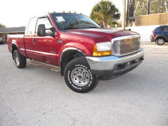 cars for sale 2001 ford f250 4x4 supercab super duty in tampa fl 33612 truck details. Black Bedroom Furniture Sets. Home Design Ideas