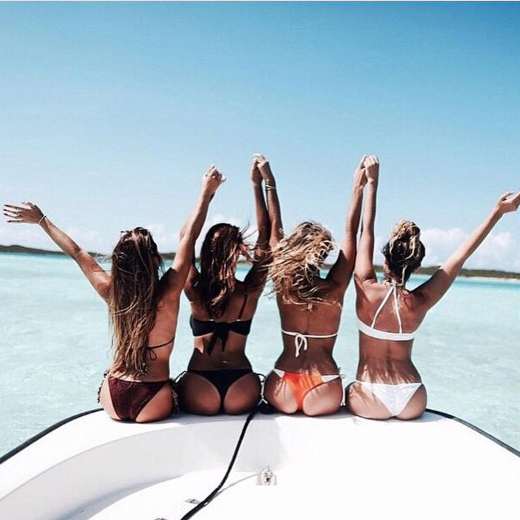 Tag your best girlfriends below ••• #Summer is coming!!  @abikiniaday #sunburnswimwear #bikini