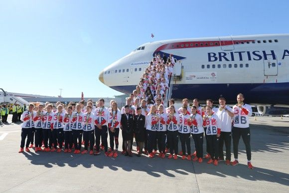 British Airways' 'victoRIOus' carried Team GB home from the Rio 2016 Olympic…