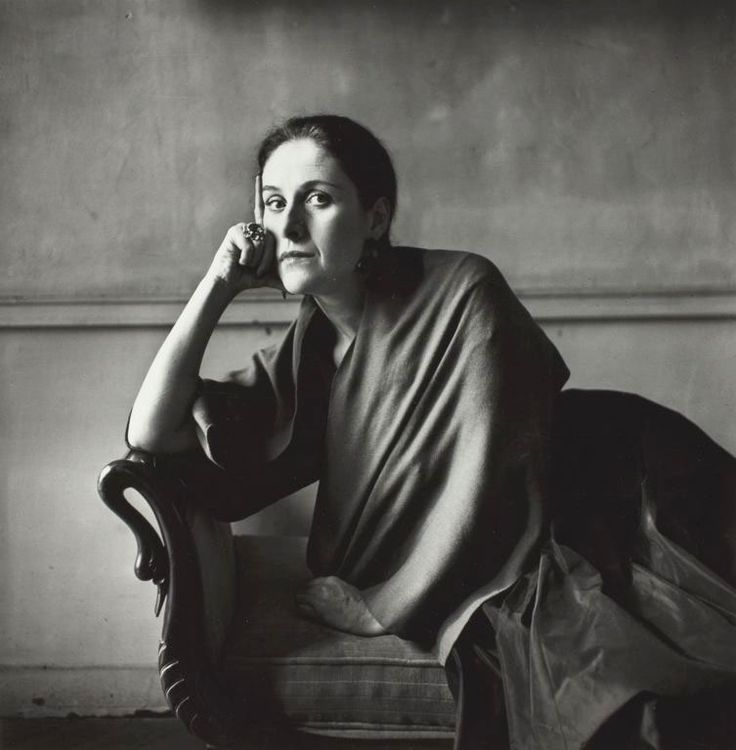 Dora Maar (1907-1997) - French photographer, poet and painter, best known for being a lover and muse of Pablo Picasso. Photo by Irving Penn, 1948