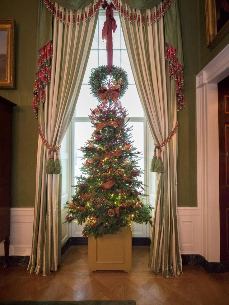 110 best White House Christmas images on Pinterest | Christmas ...