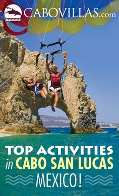 Cabo San Lucas #Mexico is full of fun activities