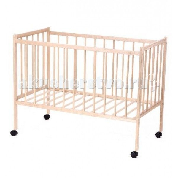 Детская кроватка Промтекс Колибри-мини