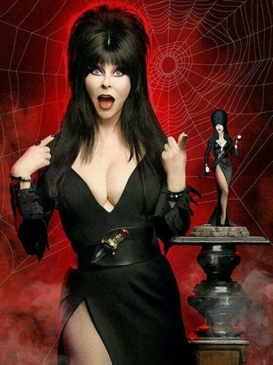 Elvira mistress of the dark nude pics 25