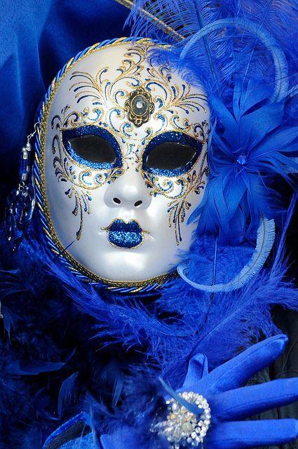 Venise Carnaval by fabriciodo, via Flickr