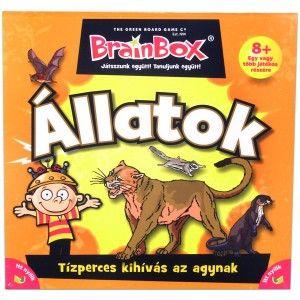 A BrainBox sorozat az abszolút kedvenc! BrainBox Állatok #brainbox #okosodjvelunk