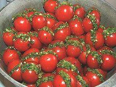 фаршированные помидоры малосольные рецепт #2