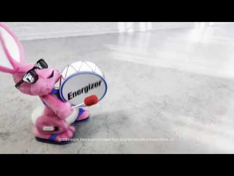 Energizer Bunny PowerSuit Commercial Song by The Elements. Sept. 2016.