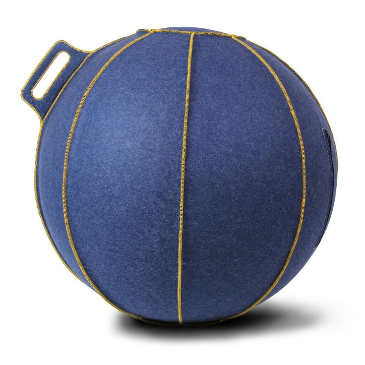 VLUV VELT Filz-Sitzball 75cm